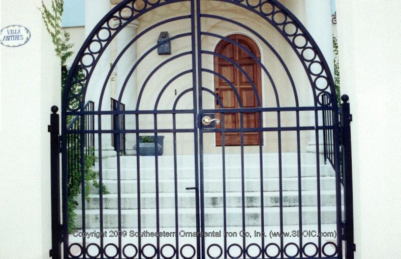 Aluminum-Garden-Gate-(WG-5)