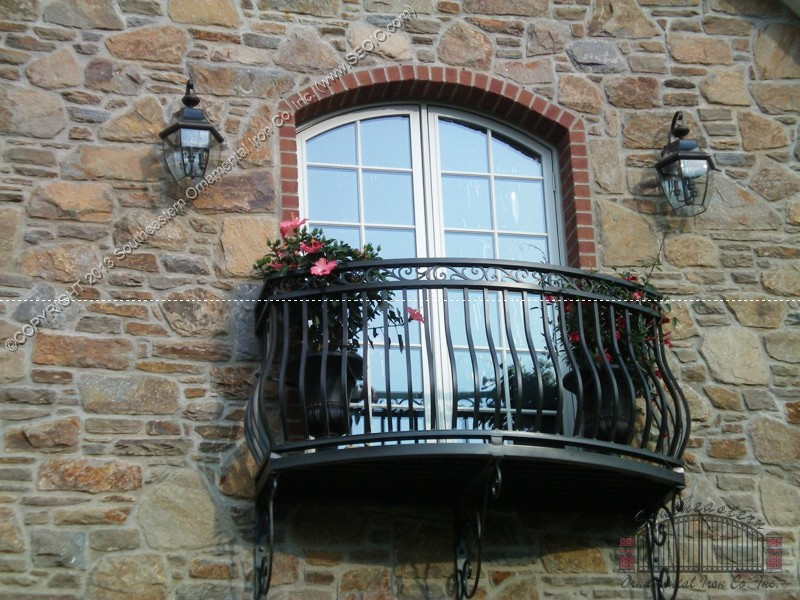 True Balcony railings / Juliet Balcony Railings