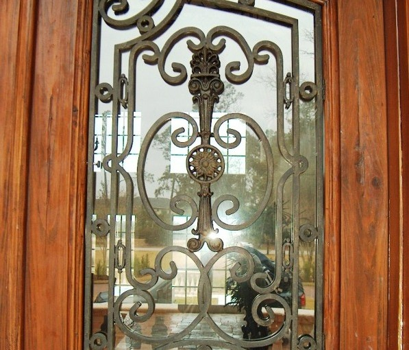 Iron Door Grilles