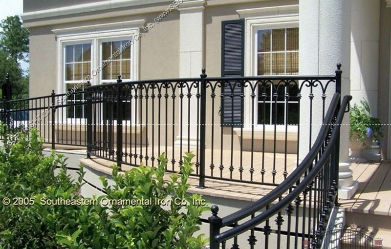 Decorative-Porch-Railing(PR-4)