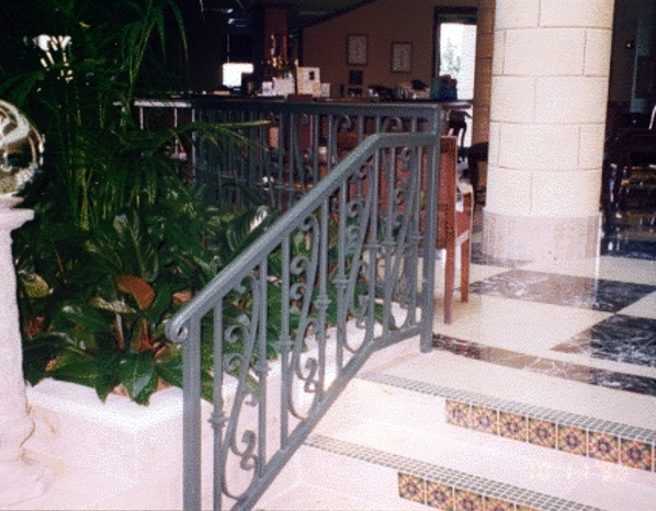 Step-railing(PR-02)