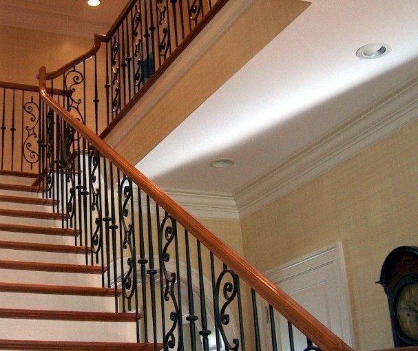 Wrought-Iron-Stair-Railing-(SR-29)