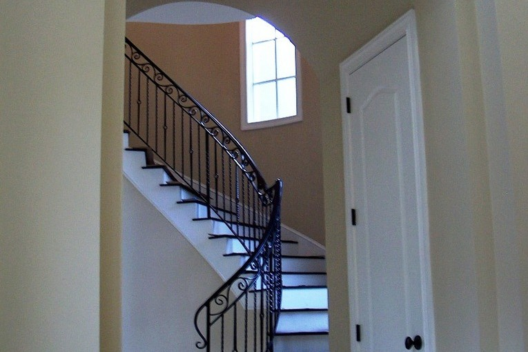 Wrought-Iron-Stair-Railing-(SR-59)