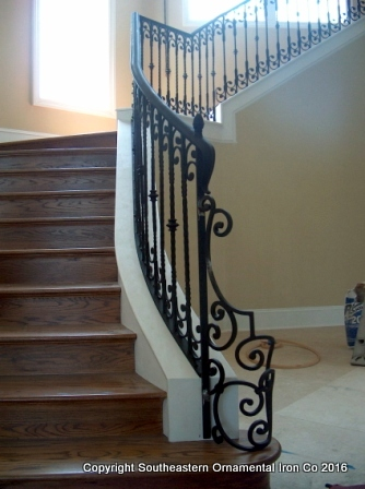 iron-stair-railing(SR-09)