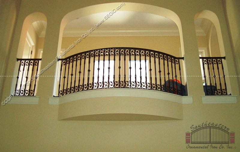 Decorative-Iron-Balcony-Rail-(R-20)