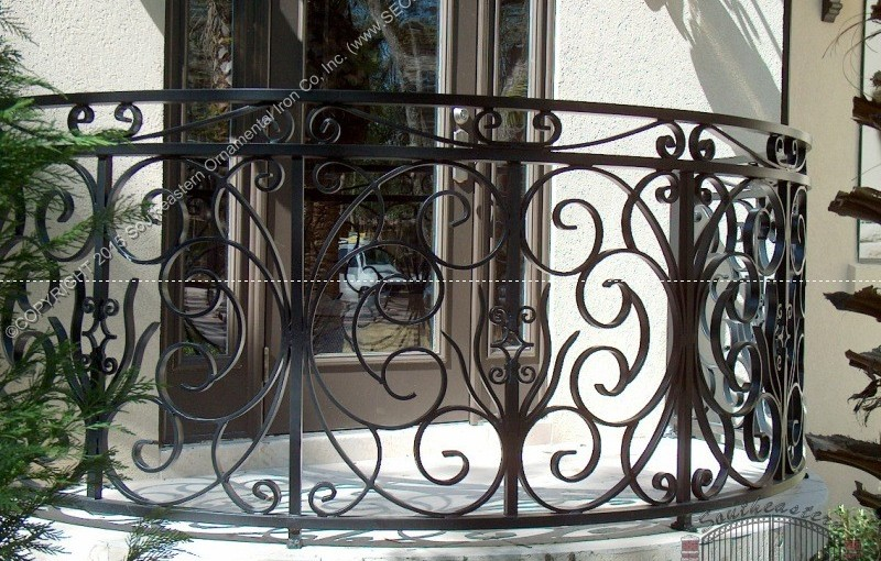 Aluminum-Balcony-Railing(R-33)