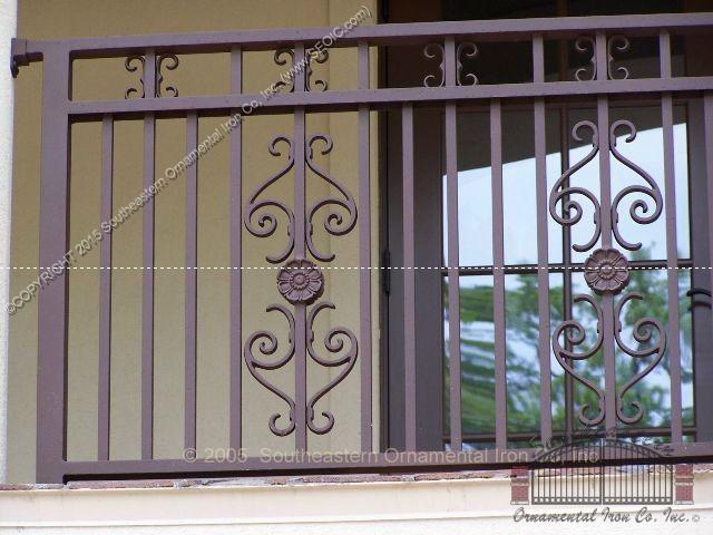 Aluminum-Balcony-Railing(#R-34)
