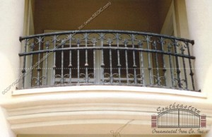 Radius-Aluminum-Balcony-Railing(#R-32)