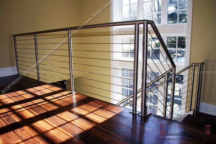 Interior-Cable-Railing(CR-26)
