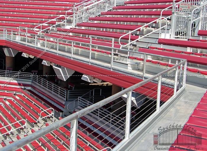 Stadium-Aluminum-SS-Cable(CR-32)