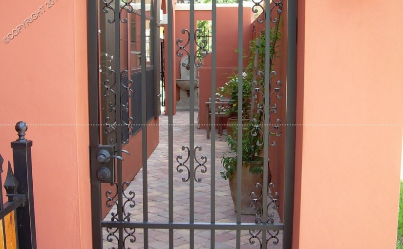 Courtyard-Walk-Gate(WG-41)