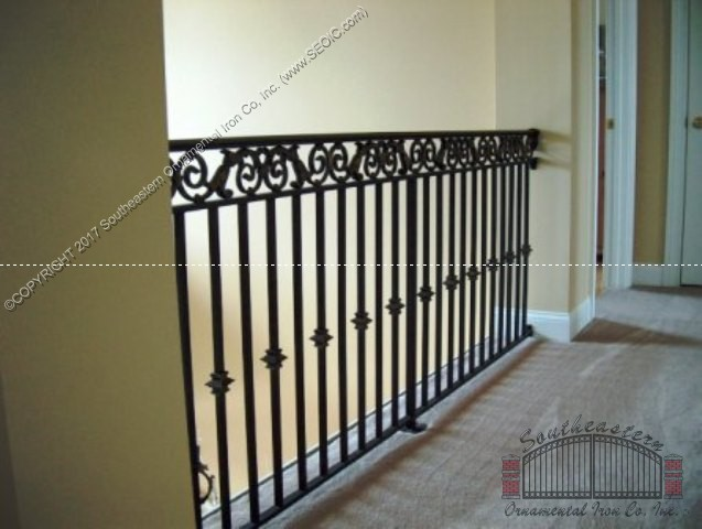 Wrought-Iron-Railing-Design(R-41)