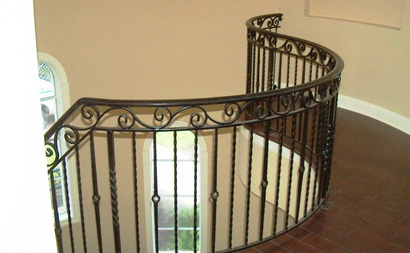 Iron-Railing-Design (R-64)