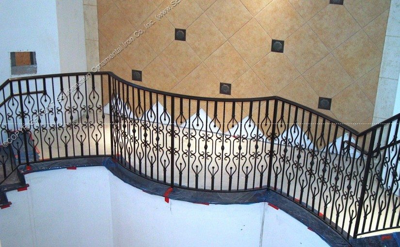 wrought-Iron-Rail-Design (R-54)