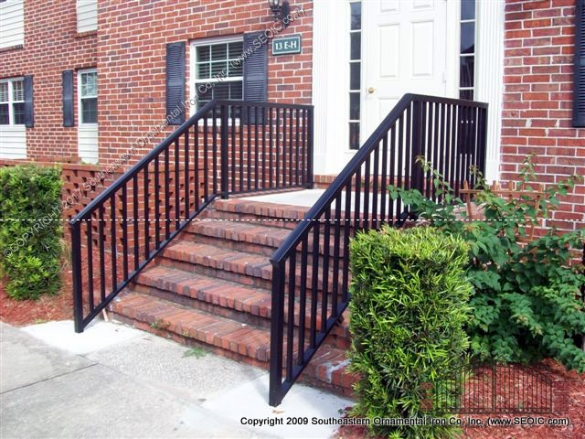 Basic Porch and Step Railing (PR-18)
