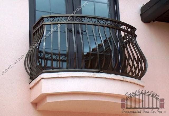 Metal-Balcony-Railing(R-75)