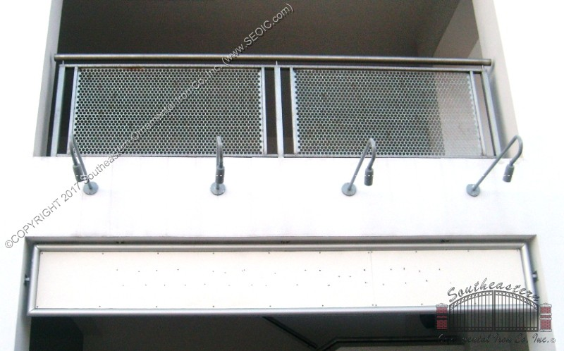 Stainless-Steel-Mesh-Railing(R-88)