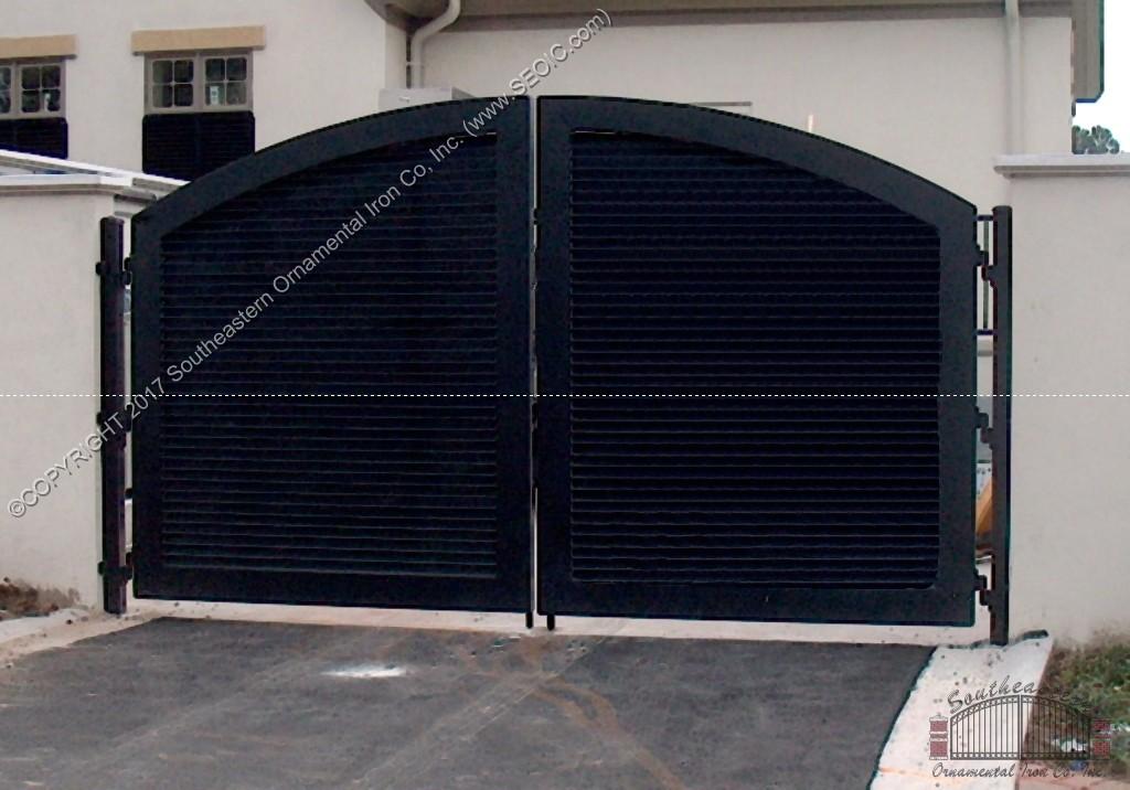 Custom-Aluminum-Driveway-Gate(VG-13)