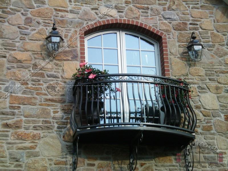 True Balcony railings / Juliet Balcony Railings