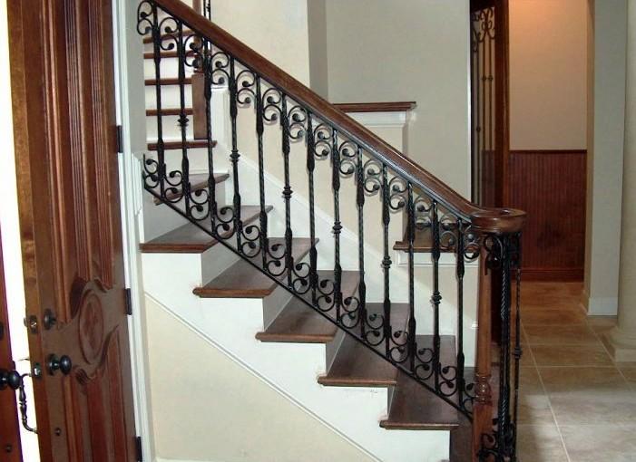 Wrought-Iron-Stair-Railing-(SR-44)