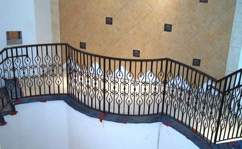 Wrought-Iron-Stair-Railing-(SR-49)