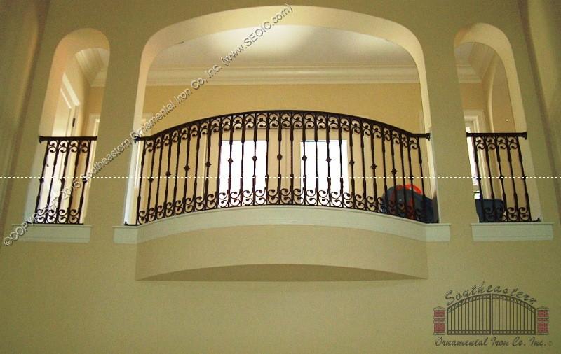 Decorative-Iron-Balcony-Rail-(R-20)