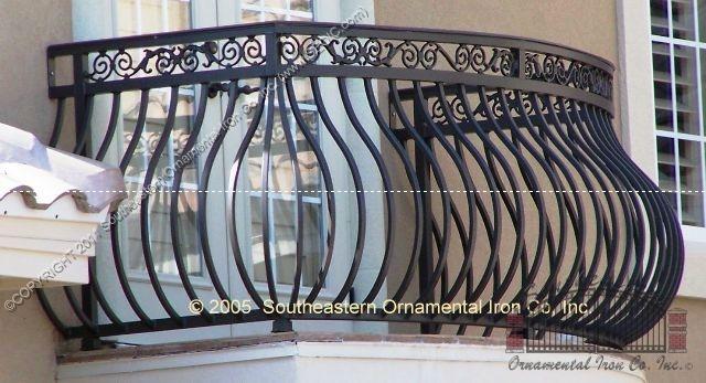 Aluminum-Balcony-Railing(#R06)