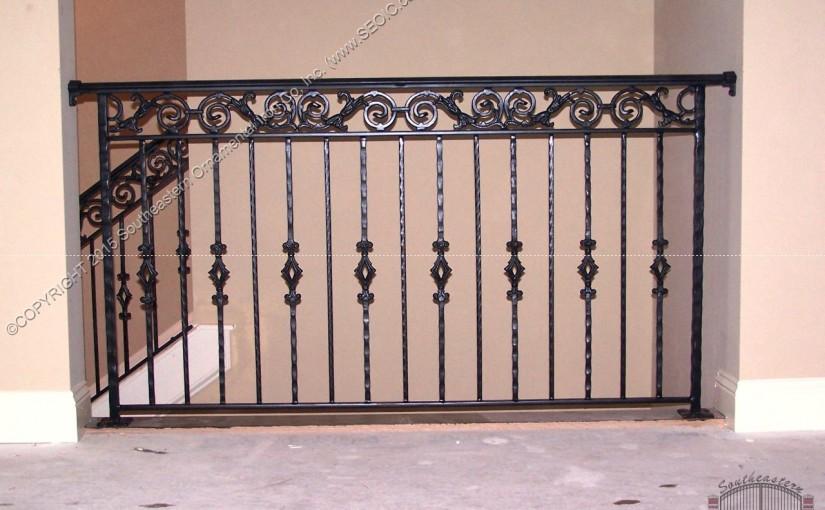 Aluminum-Balcony-Railing(#R-30)