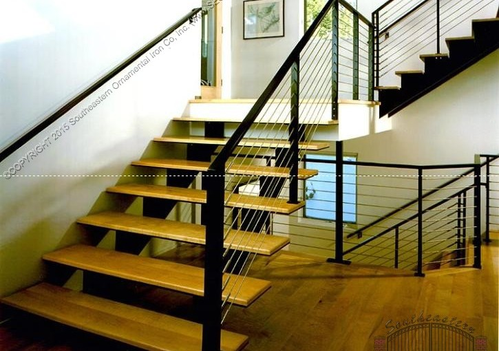 Cable-Railing-With-Stair-System(CR-5)
