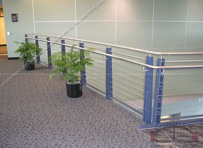 Commercial-Cable-Railing(CR-22)
