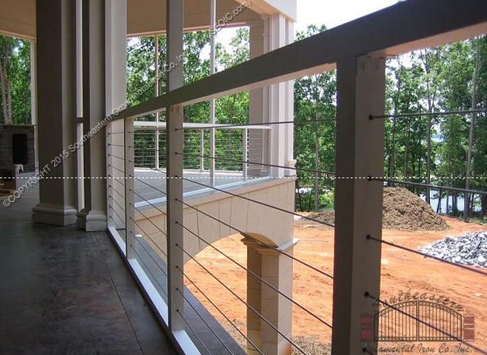 Exterior-Cable-Deck-Railing(CR-28)