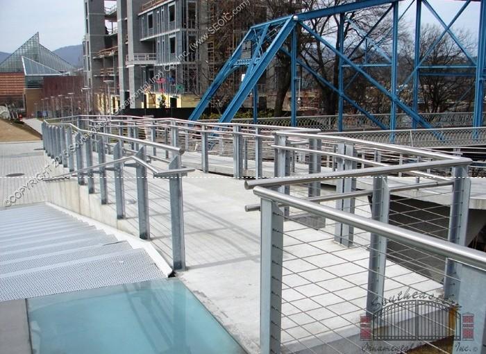 Ramp-Railing-Cable-Railing(CR-17)