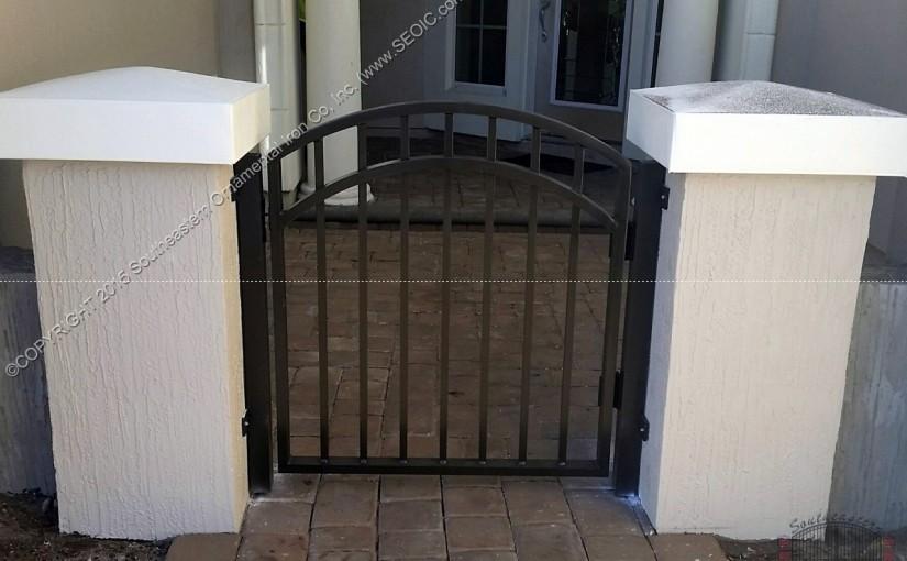 Basic-Walk-Gates(WG-42)