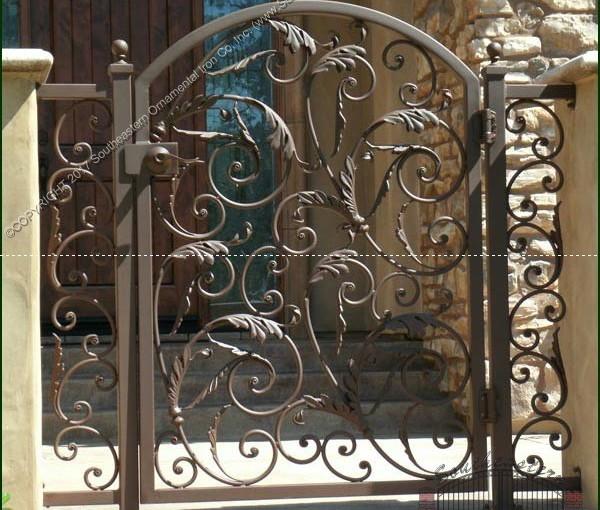 Wrought-Iron-Gate(WG-38)