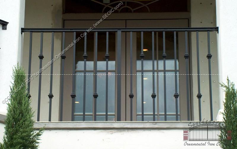 Balcony-Railing (R-68)