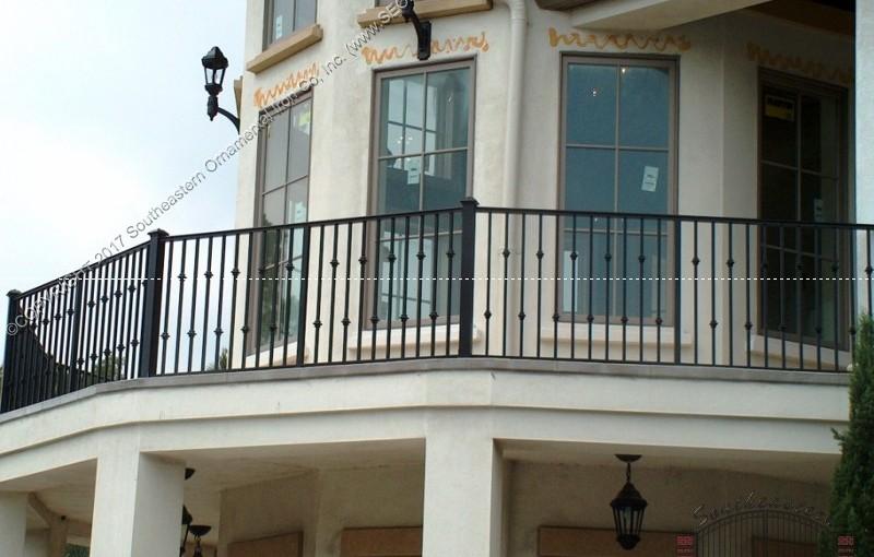 Balcony-Railing (R-69)