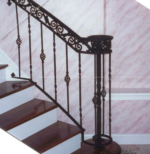 Wrought-Iron-Porch-Railing-(PR-15)