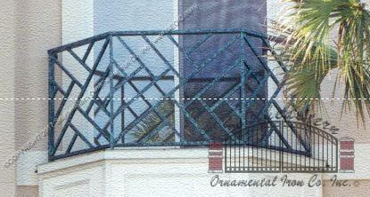 Chippendale-Balcony-Railing(R-92)