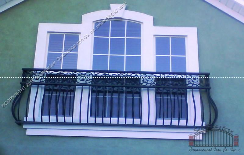 False-Balcony-Railing-Bellflower(R-87)