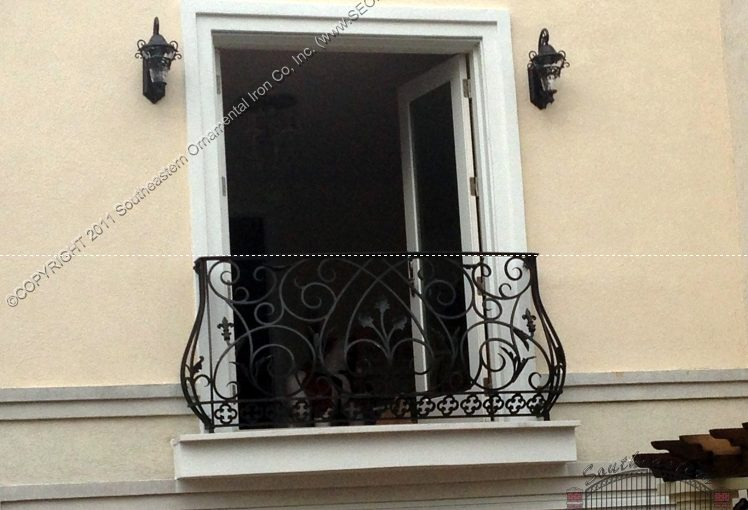 Juliet-Balcony-Railing (#R-141)